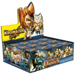 "Set of 12 Krosmaster Arena Blind Boxes – ""Brotherhood of the Forgotten"""