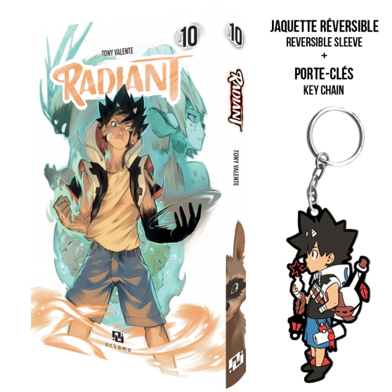 Radiant Tome 10 Collector