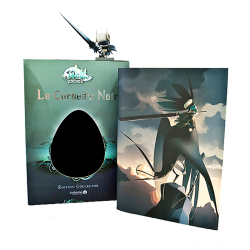WAKFU Heroes Volume 1: Le Corbeau Noir – Collector's Boxed Set
