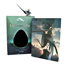 Coffret Collector WAKFU Heroes Tome 1 : Le Corbeau Noir