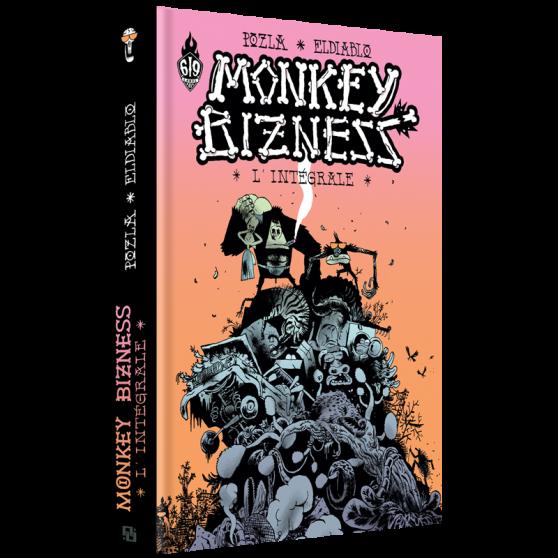 Monkey Bizness – L'intégrale