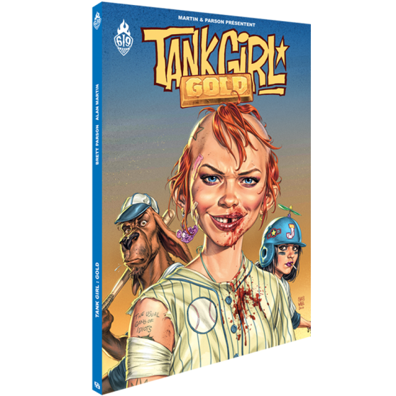 Tank Girl : Gold