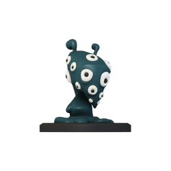 Katar's Offspring - Krosmaster Figurine