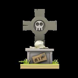Grave - Krosmaster Figurine