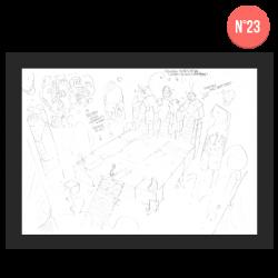Concept art DOFUS – Catégorie 2 - 30x40 cm