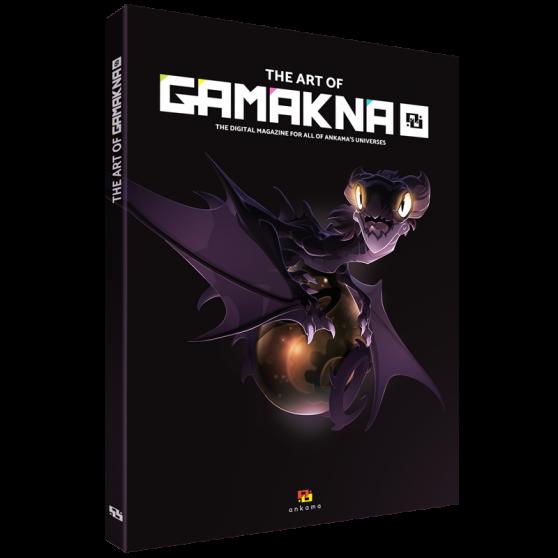 The Art of Gamakna (artbook)