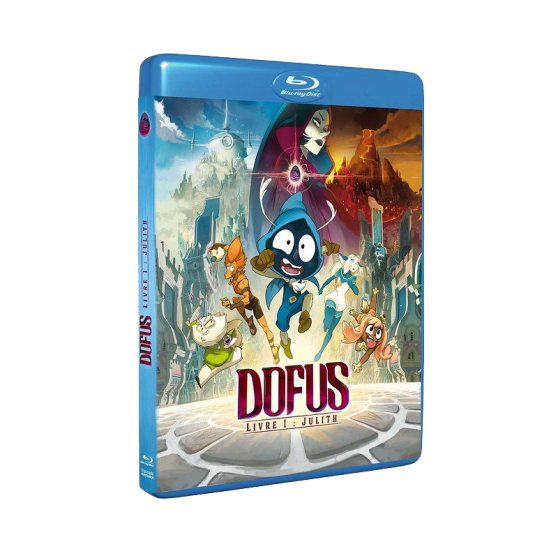 BLU-RAY DOFUS - Livre I : Julith