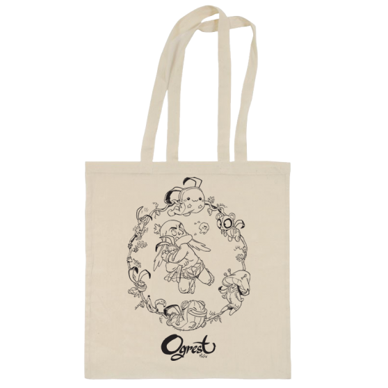 Tote bag Ogrest
