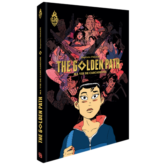 THE GOLDEN PATH 1 BD