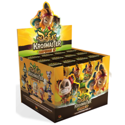 Set of 24 Blind Boxes - Krosmaster Season 2 (Spanish Version)