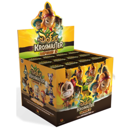 Set de 24 Blindbox Krosmaster - Saison 2 (Version espagnole)