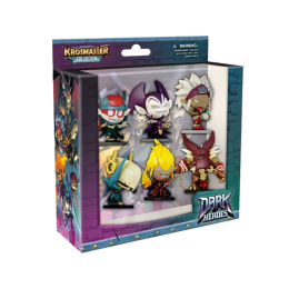 PACK DARK HEROES KROSMASTER IT 6 FIGURINES S02