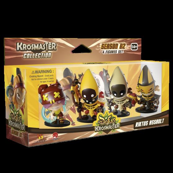 Krosmaster Riktus Assault Pack (US Version )