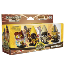 Krosmaster Riktus Assault Pack (US Version )