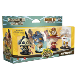 Krosmaster Head Hunters pack (US Version)
