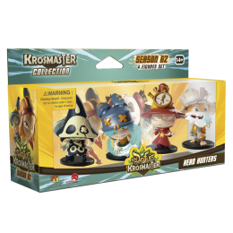 Pack Krosmaster Head Hunters (Version US)
