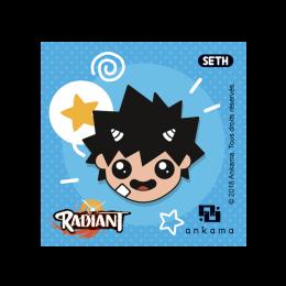 Pin's radiant - Seth