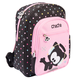 Snowflake Bow Meow Baby Backpack