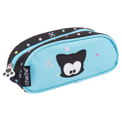 Snowflake Rounded-Corner Pencil Case