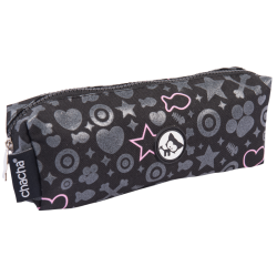 Sparkling Bow Meow Rectangular Pencil Case