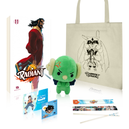 Ocoho Radiant Pack + Mr. Boobrie Stuffed Toy