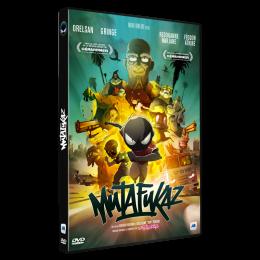 DVD + Cereal Box Mutafukaz