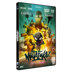 Mutafukaz - The Movie DVD
