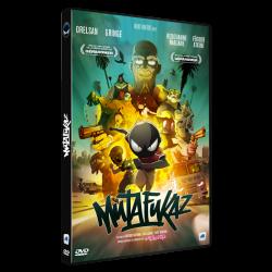 DVD Mutafukaz - Le film