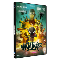Mutafukaz (MFKZ) - The Movie DVD