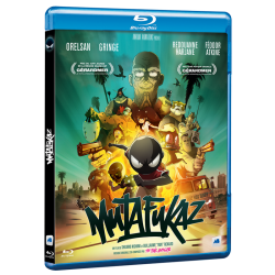 Mutafukaz (MFKZ) - The Movie Blu-ray