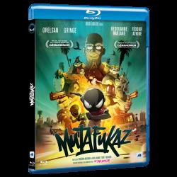 Mutafukaz - The Movie Blu-ray