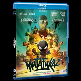 Blu-ray Mutafukaz - Le film