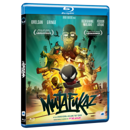 Mutafukaz - The Movie Blu-ray