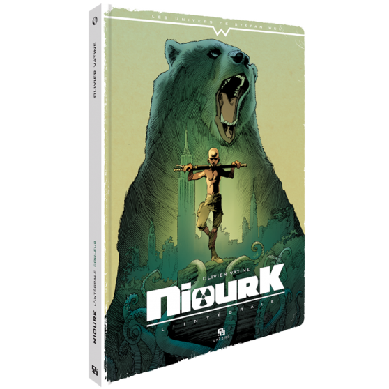 Niourk – Complete Color Edition