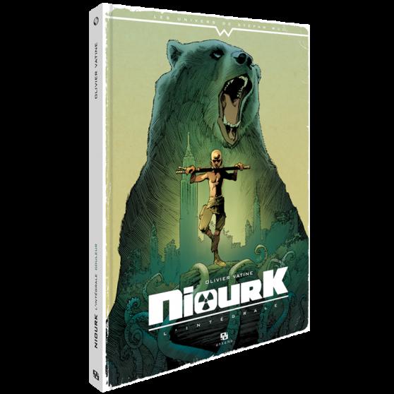 Niourk - L'intégrale couleur