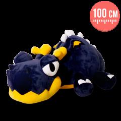 Peluche Dragoune noire XL