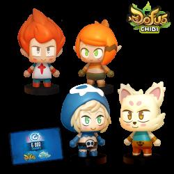 4 Aces Chibi Pack