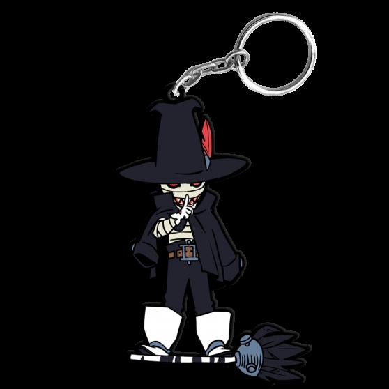 Radiant keychain - Grimm