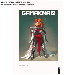 The Art of Gamakna (artbook)
