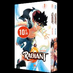 Radiant Starter pack - Tomes 1 et 2