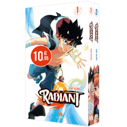 Radiant Starter pack - Volumes 1 and 2