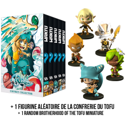 Complete WAKFU manga Collector's edition