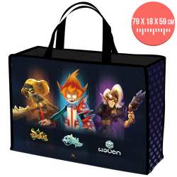 XXL DOFUS/WAKFU/WAVEN shopping bag