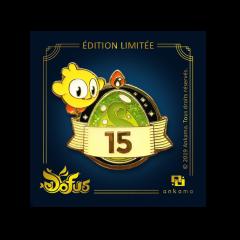 DOFUS 15th anniversary pin