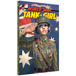 World War: Tank Girl