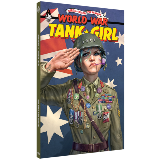 World War : Tank Girl