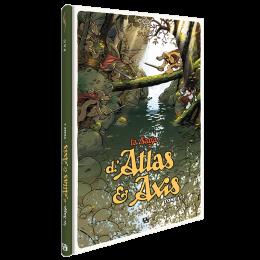 La Saga d'Atlas et Axis Tome 1