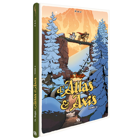 La Saga d'Atlas et Axis Volume 2