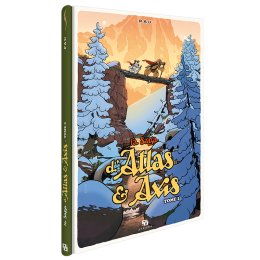 La saga d'Atlas et Axis Tome 2