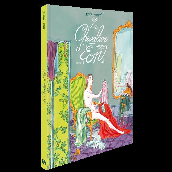 Le Chevalier d'Éon Volume 1: Lia